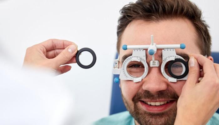 Диагностика зрения для взрослых