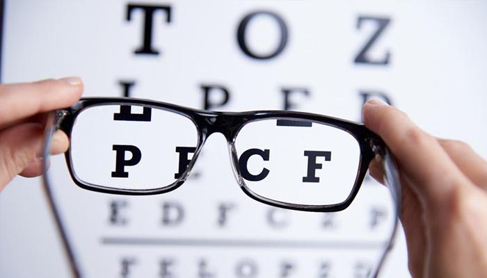 Діагностика зору для дорослих